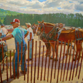 Horse Pull
